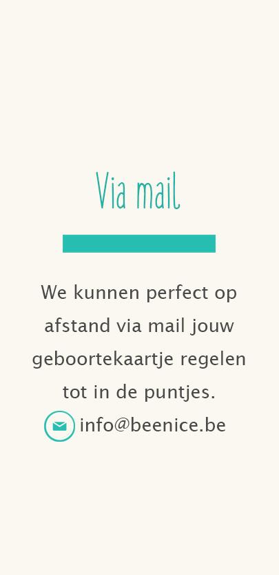 Via mail